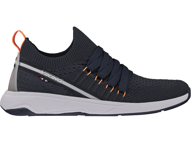 Viking Footwear Engvik Shoes Kids navy/orange